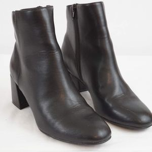 Chinese Laundry Black Booties Boots